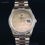 Rolex PRESIDENT DAY DATE DIAMONDS