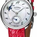 Hermès 040067ww00  Arceau Petite Lune Automatic GM 38mm L