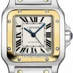 Cartier W20099c4  Santos Galbee Automatic Mens Mens Watch