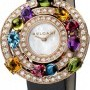 Bulgari Aep36d2cwl  Astrale Cerchi Quartz 36mm Ladies Watc