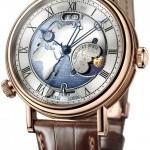 Breguet 5717breu9zu  Classique Hora Mundi Mens Watch