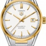TAG Heuer War215bbd0783  Carrera Caliber 5 Mens Watch