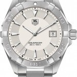 TAG Heuer Way1111ba0910  Aquaracer Quartz Mens Watch