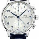 IWC IW371446  Portuguese Automatic Chronograph Mens Wa