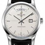 Breitling A4531012g751-1ld  Transocean Day Date Mens Watch