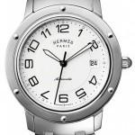 Hermès 035131WW00  Clipper Automatic GM 39mm Midsize Watc