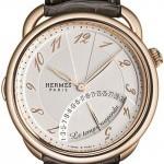 Hermès 038688WW00  Arceau Le Temps Suspendu 43mm Mens Wat