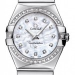 Omega 12315276055003  Constellation  Polished 27mm Ladie
