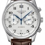 Longines L26294783  Master Automatic Chronograph 40mm Mens