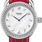 Hermès 040143WW00  Arceau Quartz PM 28mm Ladies Watch