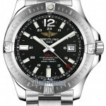 Breitling A1738811bd44-ss  Colt Automatic 44mm Mens Watch