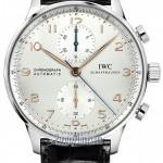 IWC IW371445  Portuguese Automatic Chronograph Mens Wa
