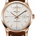 Breitling R4531012g752-2cd  Transocean Day Date Mens Watch
