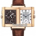 Jaeger-LeCoultre 2712410 Jaeger LeCoultre Reverso Duo Mens Watch