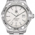 TAG Heuer Wap2011ba0830  Aquaracer Automatic Mens Watch