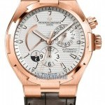 Vacheron Constantin 47450000r-9404  Overseas Dual Time Mens Watch