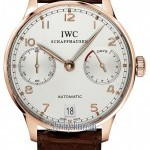 IWC IW500113  Portuguese Automatic Mens Watch