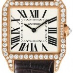 Cartier Wh100351  Santos Dumont Ladies Watch