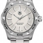 TAG Heuer Wap1111ba0831  Aquaracer Quartz Mens Watch