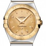 Omega 12320276008002  Constellation  Polished 27mm Ladie