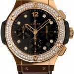 Hublot 341px1280vr1104  Big Bang Shiny 41mm Ladies Watch