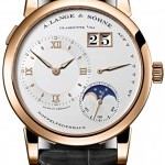 A. Lange & Söhne 109032 A Lange  Sohne Lange 1 Moonphase Mens Watch