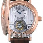 Breguet 1801br122w6  Tourbillon with Case Cover Mens Watch
