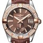 Breitling C3733053q584-2lts  Galactic 36 Automatic Midsize W