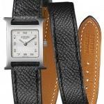 Hermès 039357WW00  H Hour Quartz Petite TPM Ladies Watch