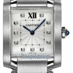 Cartier We110007  Tank Francaise Midsize Watch