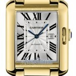 Cartier W5310015  Tank Anglaise Medium Ladies Watch