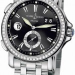 Ulysse Nardin 243-55b-792  GMT Big Date 42mm Mens Watch
