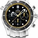 Omega 21230445001002  Seamaster 300m Diver Co-Axial Chro