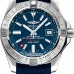 Breitling A3239011c872-3pro3d  Avenger II GMT Mens Watch