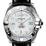 Breitling A71356L2a708-1ct  Galactic 32 Ladies Watch