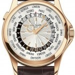 Patek Philippe 5130r-018  Complications World Time Mens Watch
