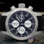 Fortis F-42 Flieger Day Date Automatik Chronograph 42mm