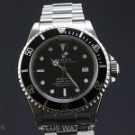 Rolex Sea Dweller 16600 1994 Serie S 40mm 104