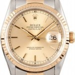 Rolex Datejust  Mens 16233
