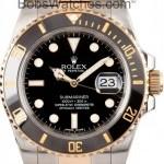 Rolex Submariner 116613 Steel  Gold