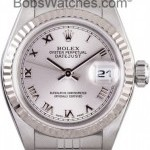 Rolex Ladies  DateJust Oyster Perpetual