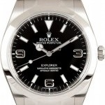 Rolex Explorer 214270 Black Index Dial