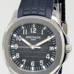 Patek Philippe Aquanaut Automatic Jumbo Steel Watch BoxPapers 516
