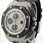 Audemars Piguet NEW Royal Oak Offshore Chronograph Mens Watch BoxP