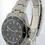 Rolex Sea-Dweller 4000 Steel  Ceramic Mens Watch BoxPape
