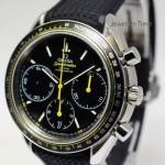 Omega Speedmaster Racing Steel Chronograph Watch BoxPape