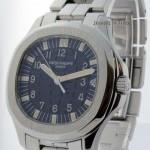 Patek Philippe Aquanaut 5065A Steel Bracelet Mens Auto Watch BoxP