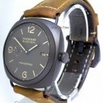Panerai Radiomir 505 Black Seal 3 Days Composite Mens Watc