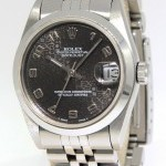 Rolex Datejust Stainless Steel Jubilee Dial Automatic La
