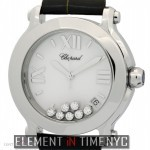 Chopard 7 Diamonds Round Steel 36mm